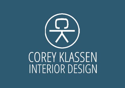 <b>Corey Klassen Interior Design</b>